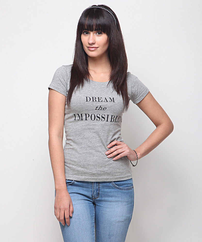 Yepme Delicious Tee - Grey