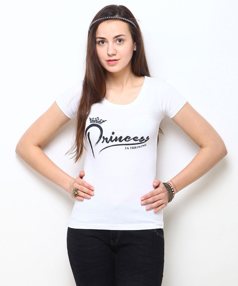 Yepme Princess Tee - White