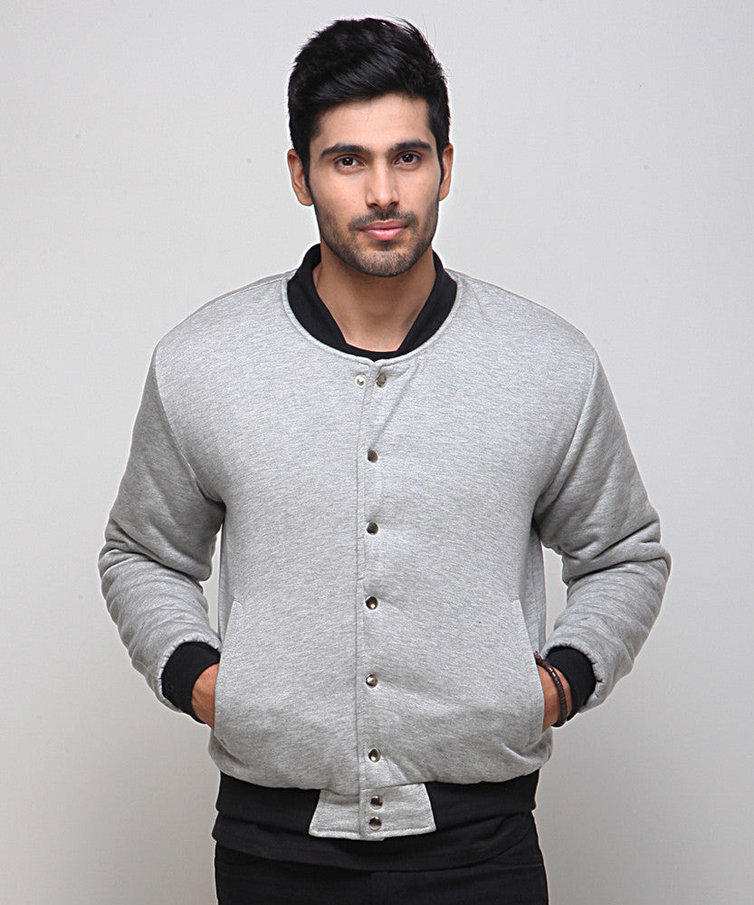 Yepme Keaton Knitted Jacket - Grey