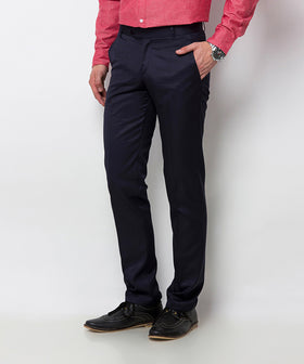 Yepme Warren Formal Trouser - Blue
