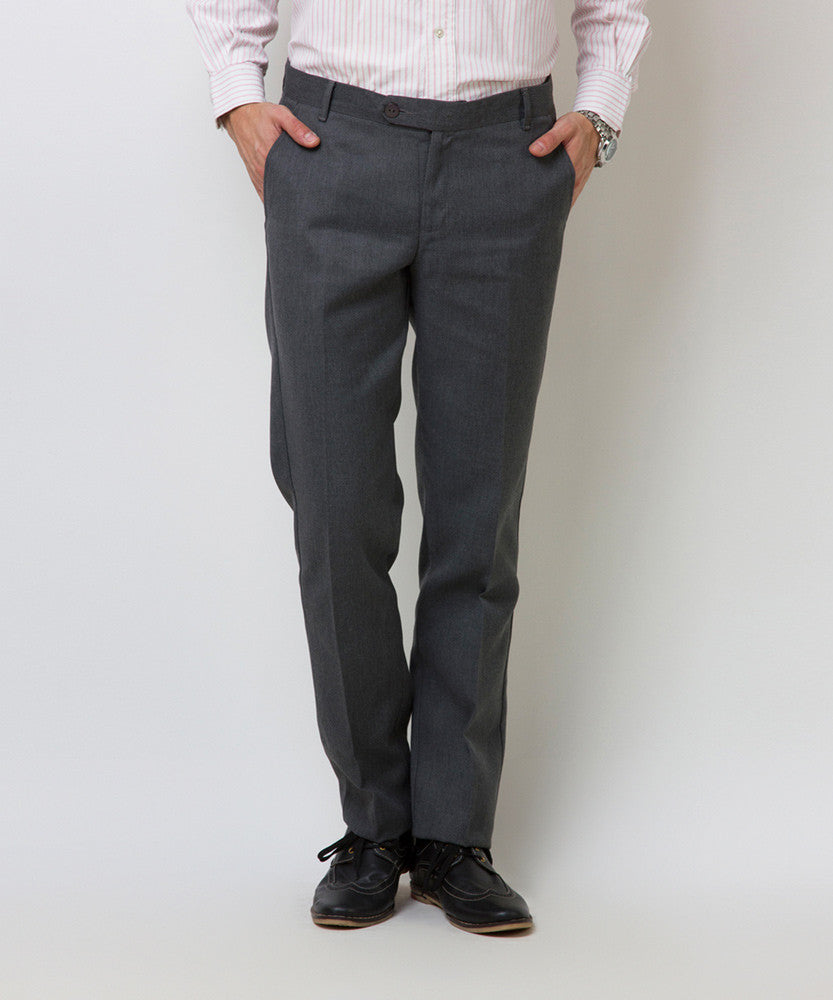 Yepme Warren Formal Trouser - Grey
