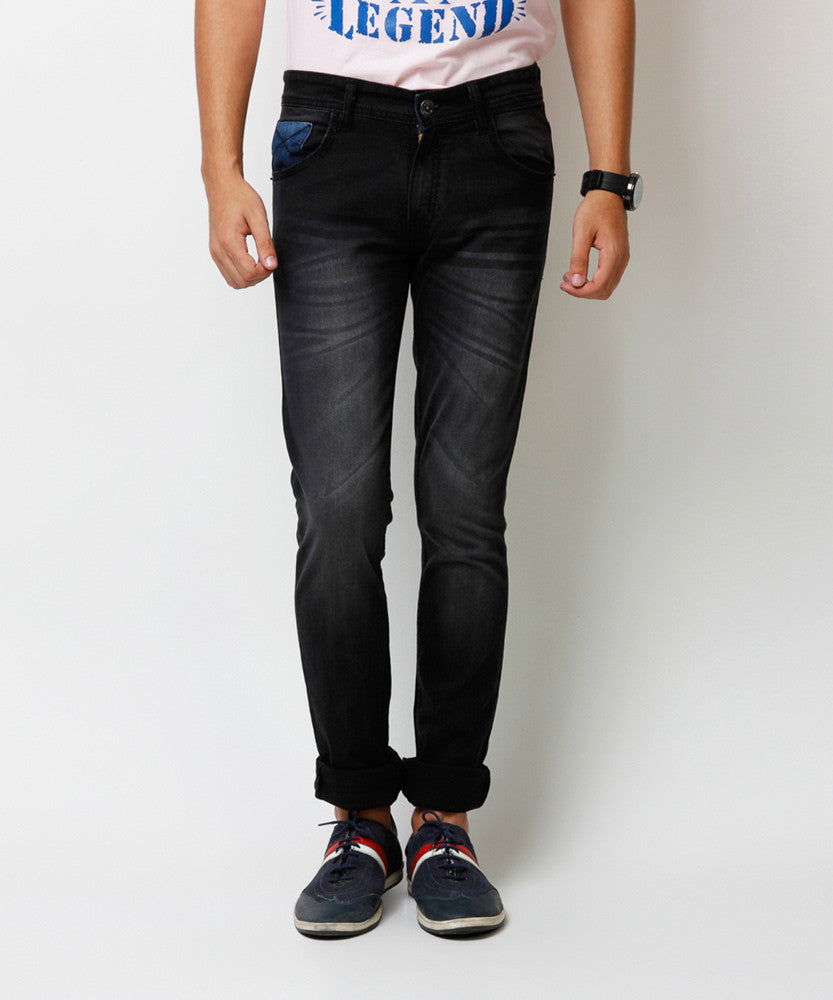 Yepme Gayle Denim - Black