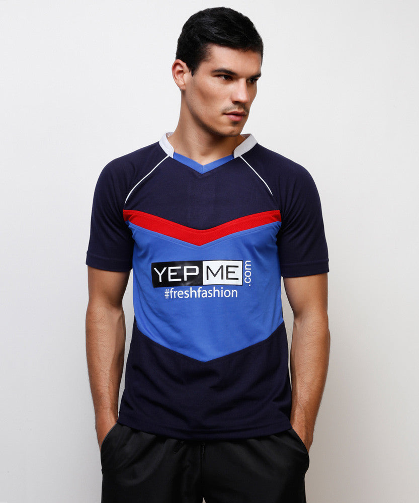 Yepme Jamie Sports Tee - Blue