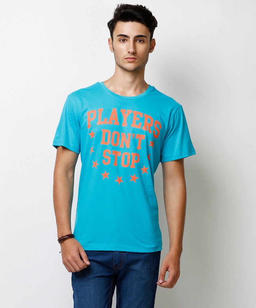 Yepme Players Tee - Blue