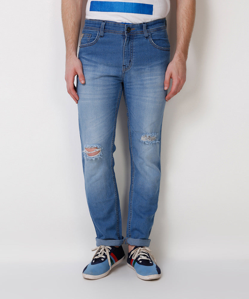 Yepme Wendell Denim - Light Wash