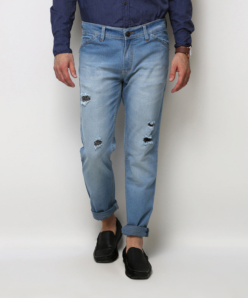 Yepme Remy Premium Denim - Light Wash