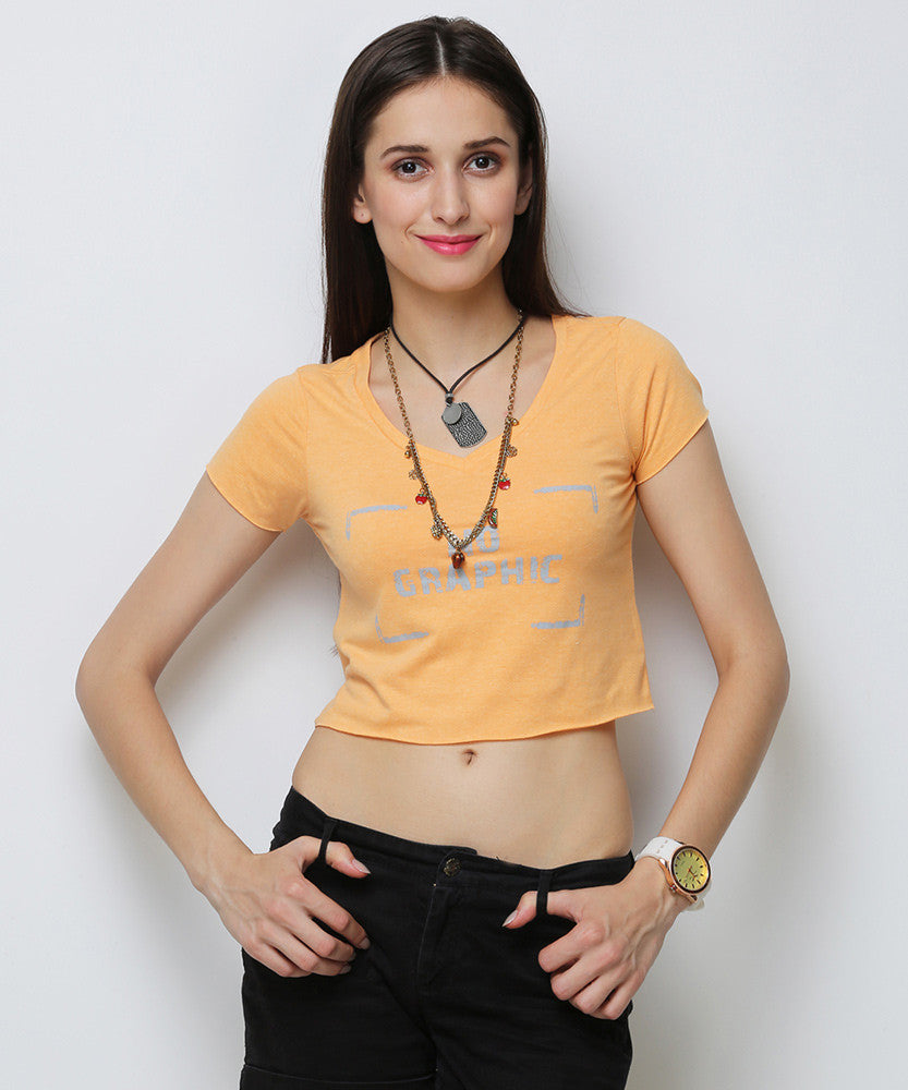 Yepme Carmela Premium Top - Orange