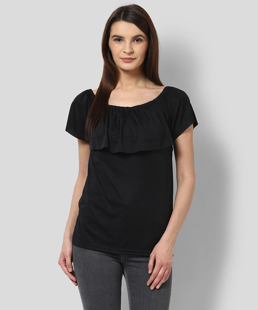 Yepme Seliana Premium Top - Black