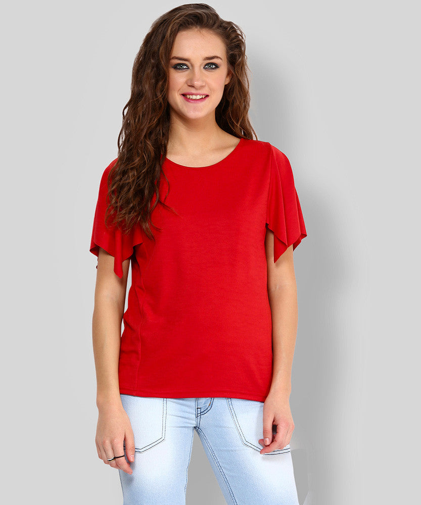 Yepme Casilda Premium Top - Red