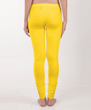 Yepme Olivia Vibrant Yellow Leggings