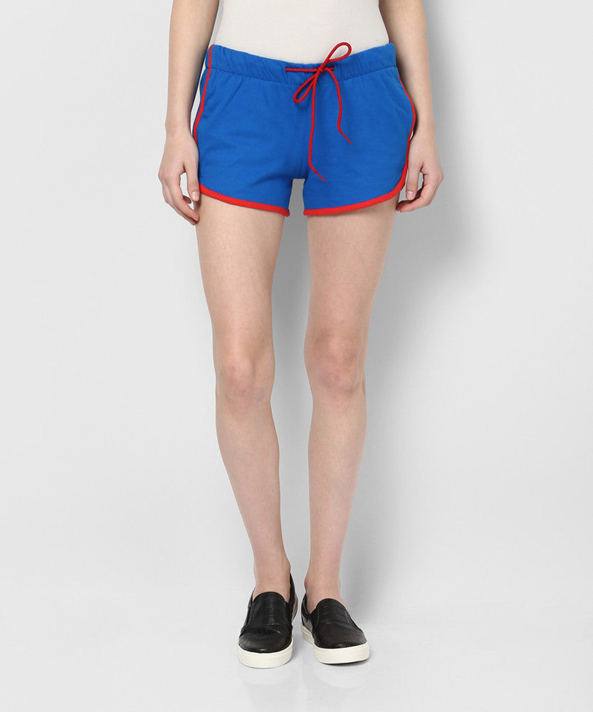 Yepme Benita Shorts - Blue