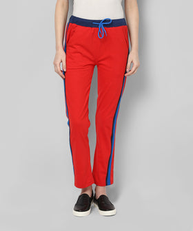 Yepme Alba Trackpant - Red
