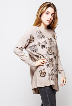 Catty Sweater