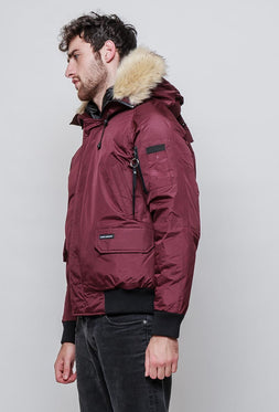 Warm Parka Jacket