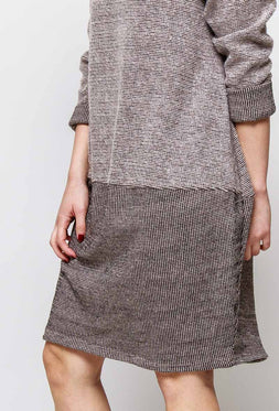 Beaded Knit Dress