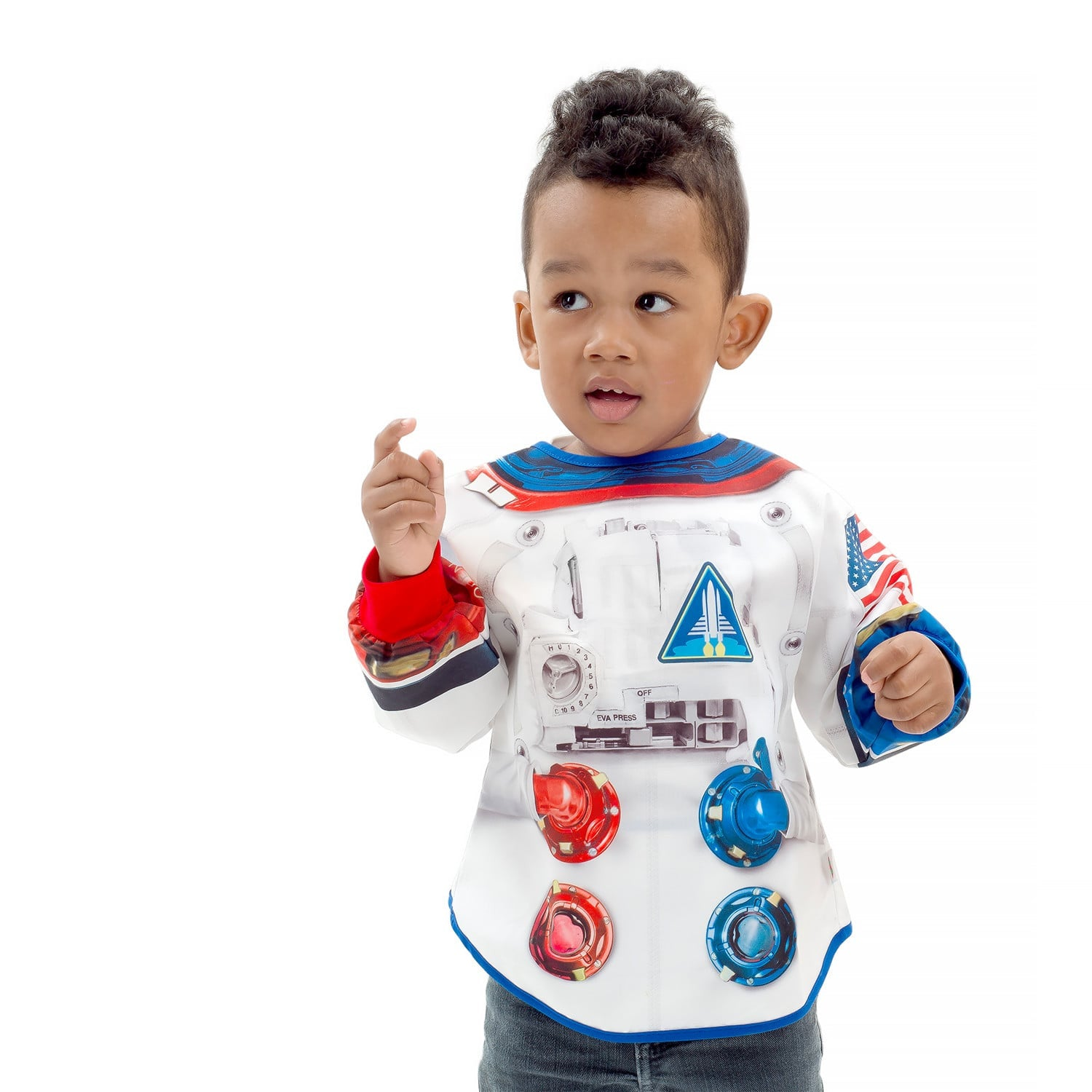 Astronaut - Suitables Role Play Bib - Mixed Pears  - 1