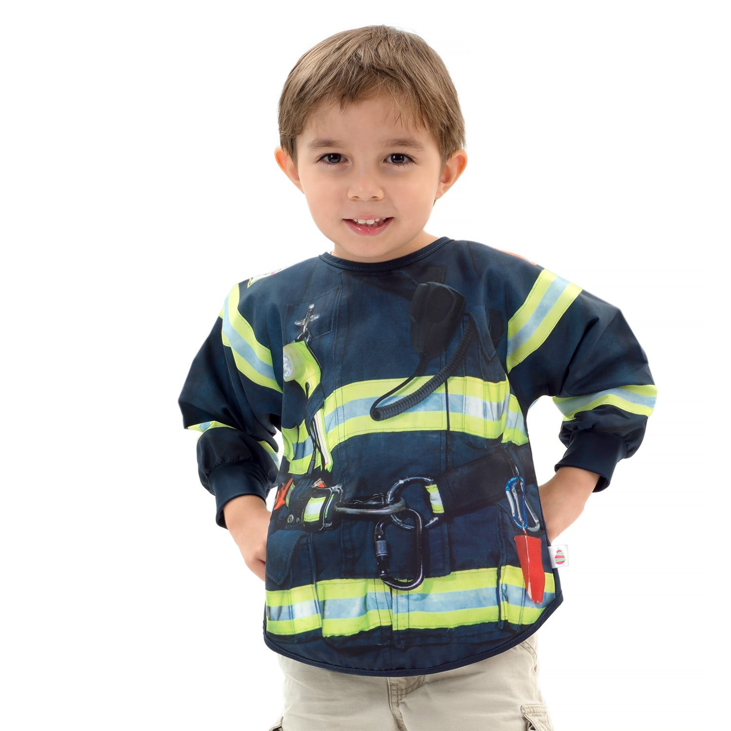 Firefighter - Suitables Role Play Bib - Mixed Pears  - 1