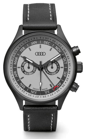 BLACK AND GRAY AUDI WATCH Park Avenue Audi - Audi watch