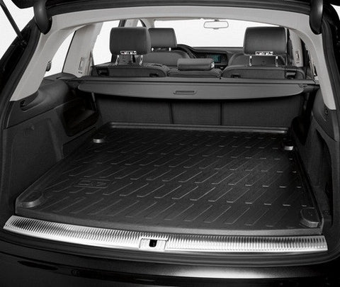 tapis de coffre Audi Q7 2007 A 2015 ( 5 places )