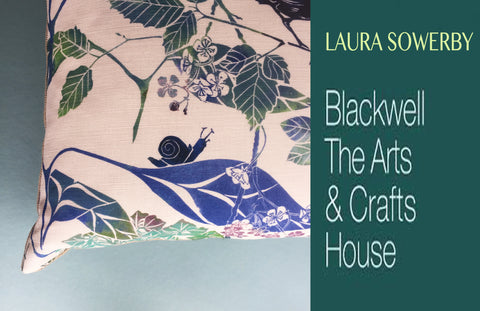 Blackwell, culture, cake and cushions - perfect day in the Lakes
