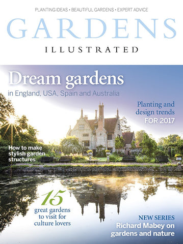 Gardens Illustrated Magazine February 2017 Laura Sowerby Notebooks feature
