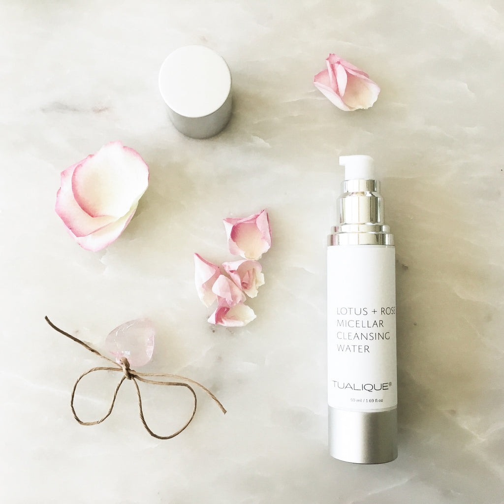 Lotus + Rose Micellar Cleansing Water