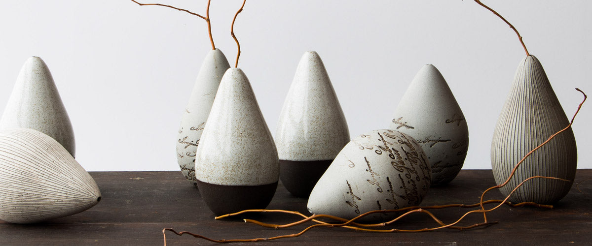 Shop Modern Handmade Ceramics  & Pottery Online in Canada