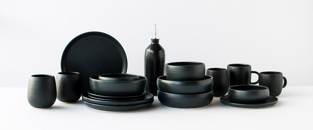 Cindy Labrecque - Minimalist & Contemporary Ceramics Dinnerware