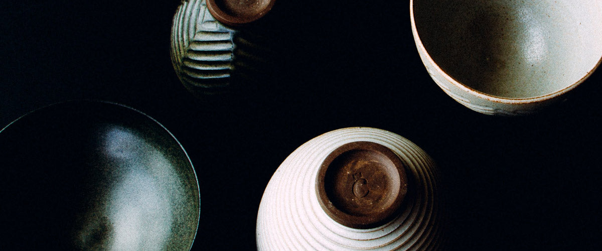 Browse a curated collection of modern and contemporary handmade ceramics and pottery items from Christian Roy.