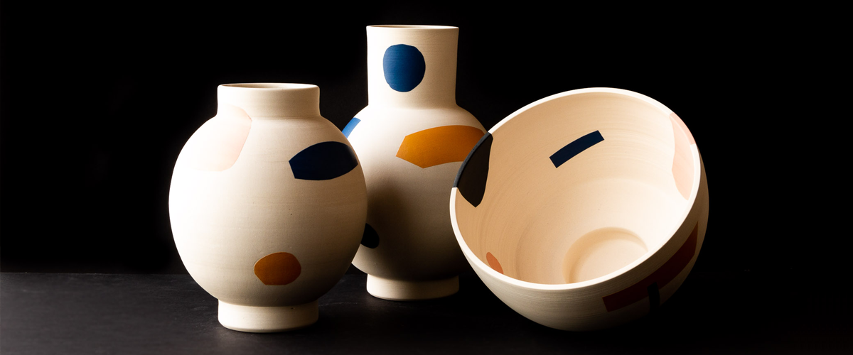 mpgmb - Limited Edition Handmade & Hand Painted Ceramics