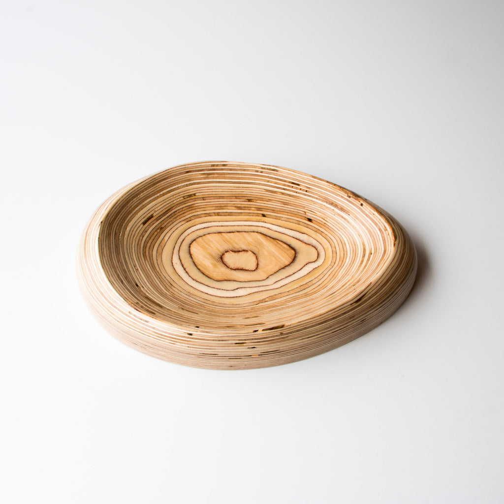 Russian Birch Plywood Bowl - Essay # 4 - Nadine Hajjar