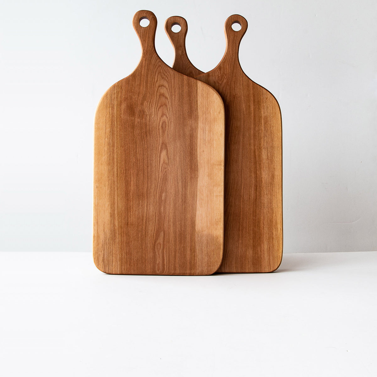 Muskoka N°5 - Three Large Wooden Service Board in Birch - Sold by Chic & Basta