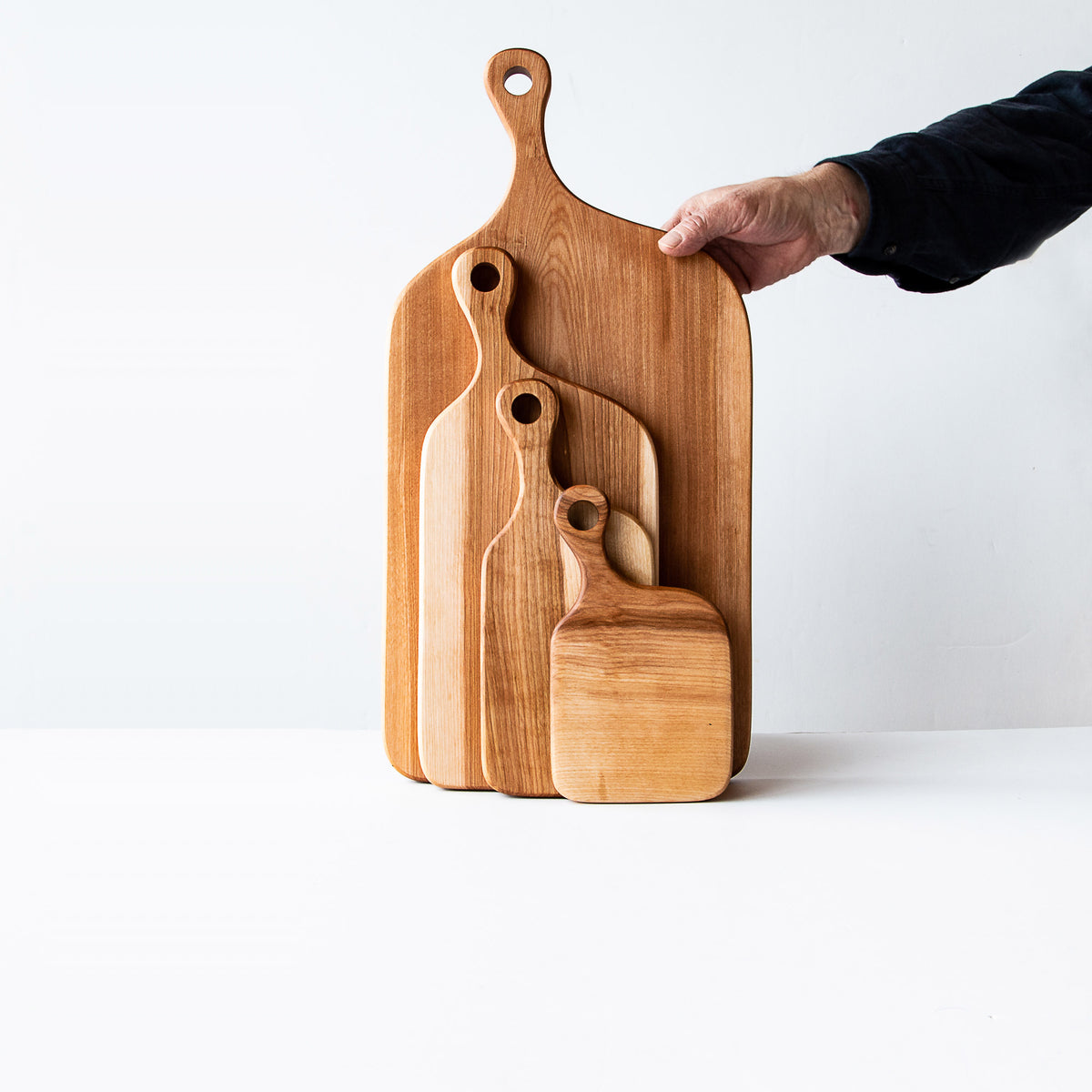 Meipel Handmade Wooden Boards Collection - Sold by Chic & Basta
