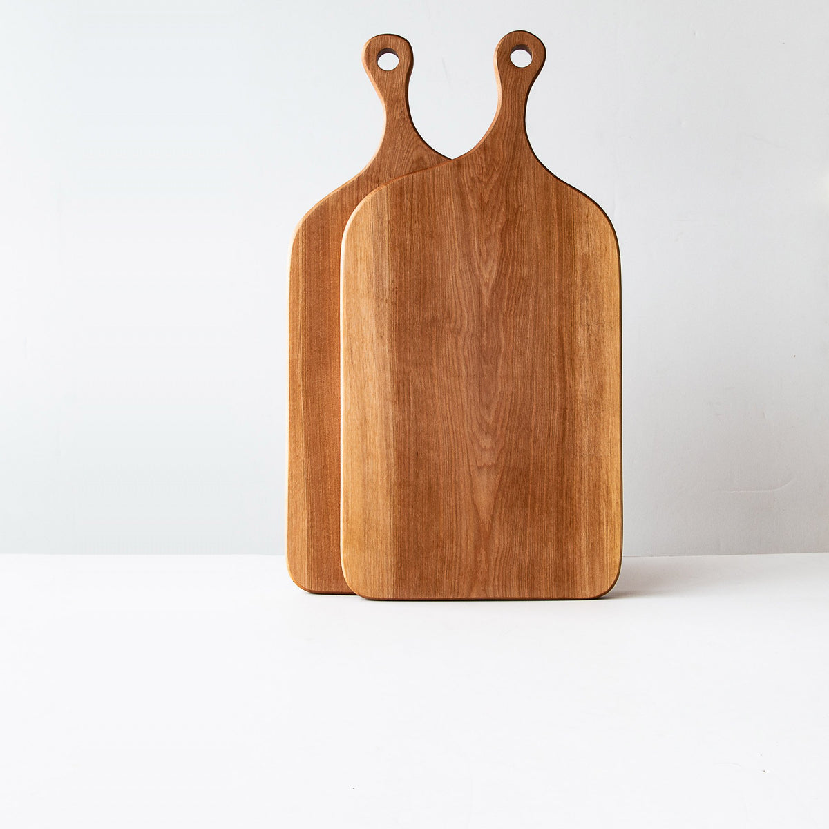 Muskoka N°5 - Two Large Handmade Serving Boards in Birch - Sold by Chic & Basta