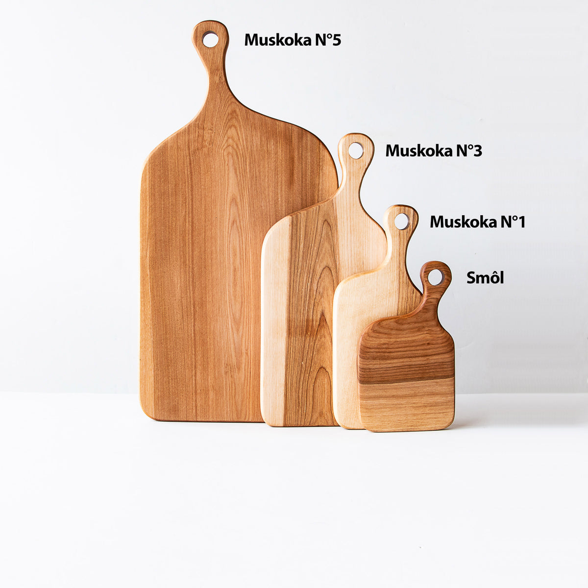 Handmade Boards Collection in Birch - Sold by Chic & Basta