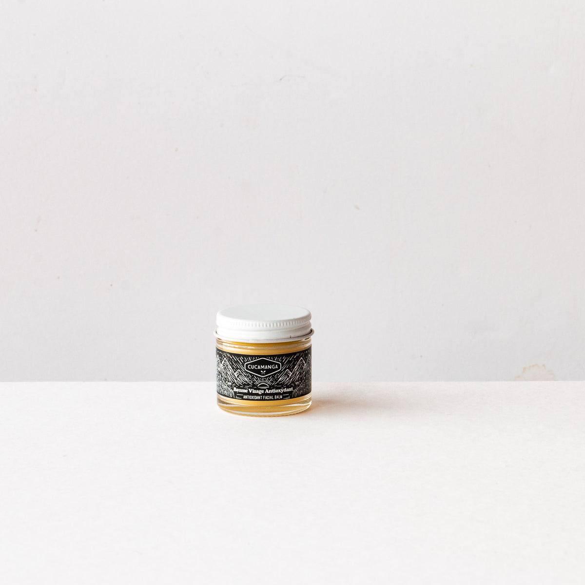 Handmade Antioxidant Facial Balm - Boreal Forest Labrador Tea & Fireweed - Sold by Chic & Basta