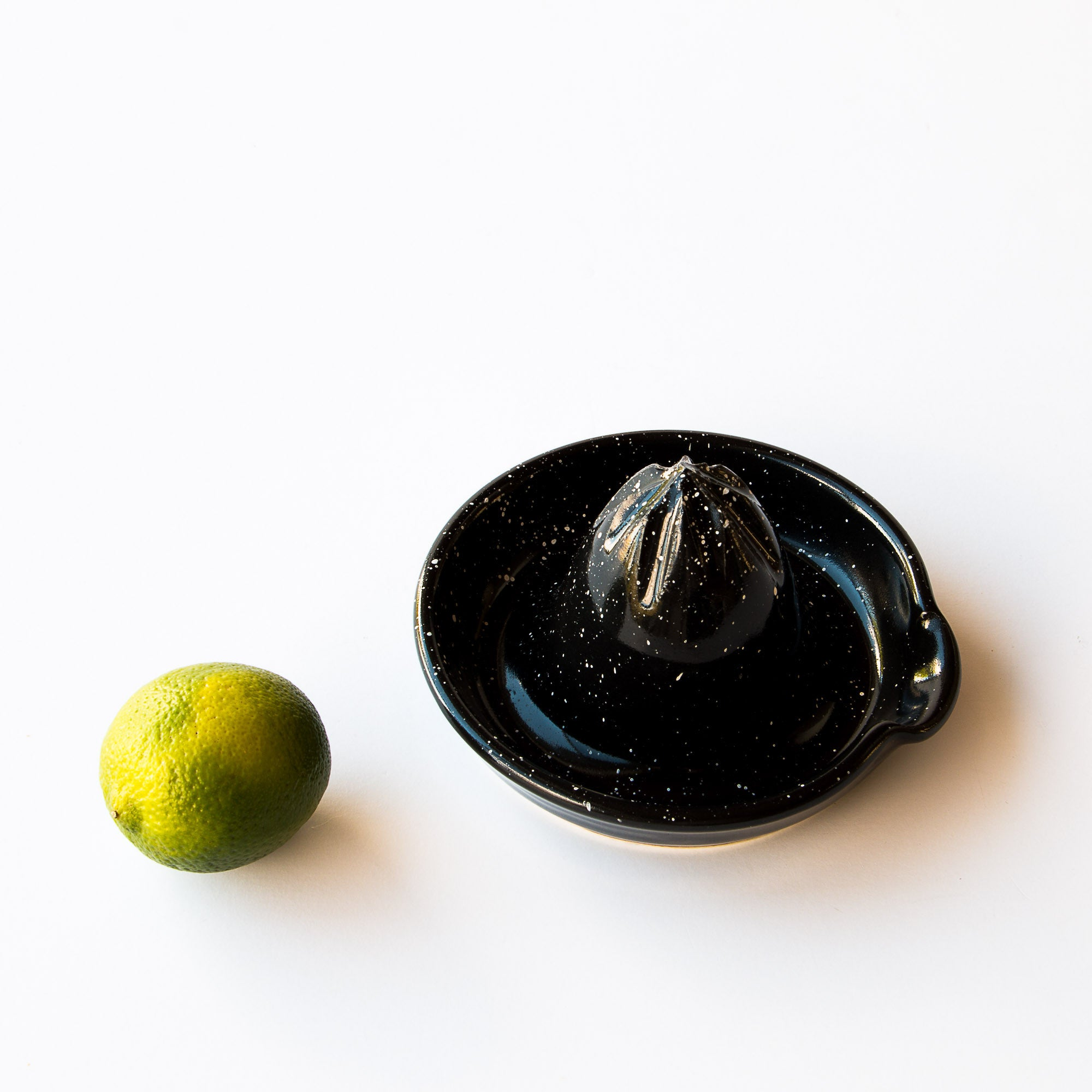 Handmade Ceramic Citrus Juicer / Sqeezer - Made in Canada - Sold By Chic & Basta