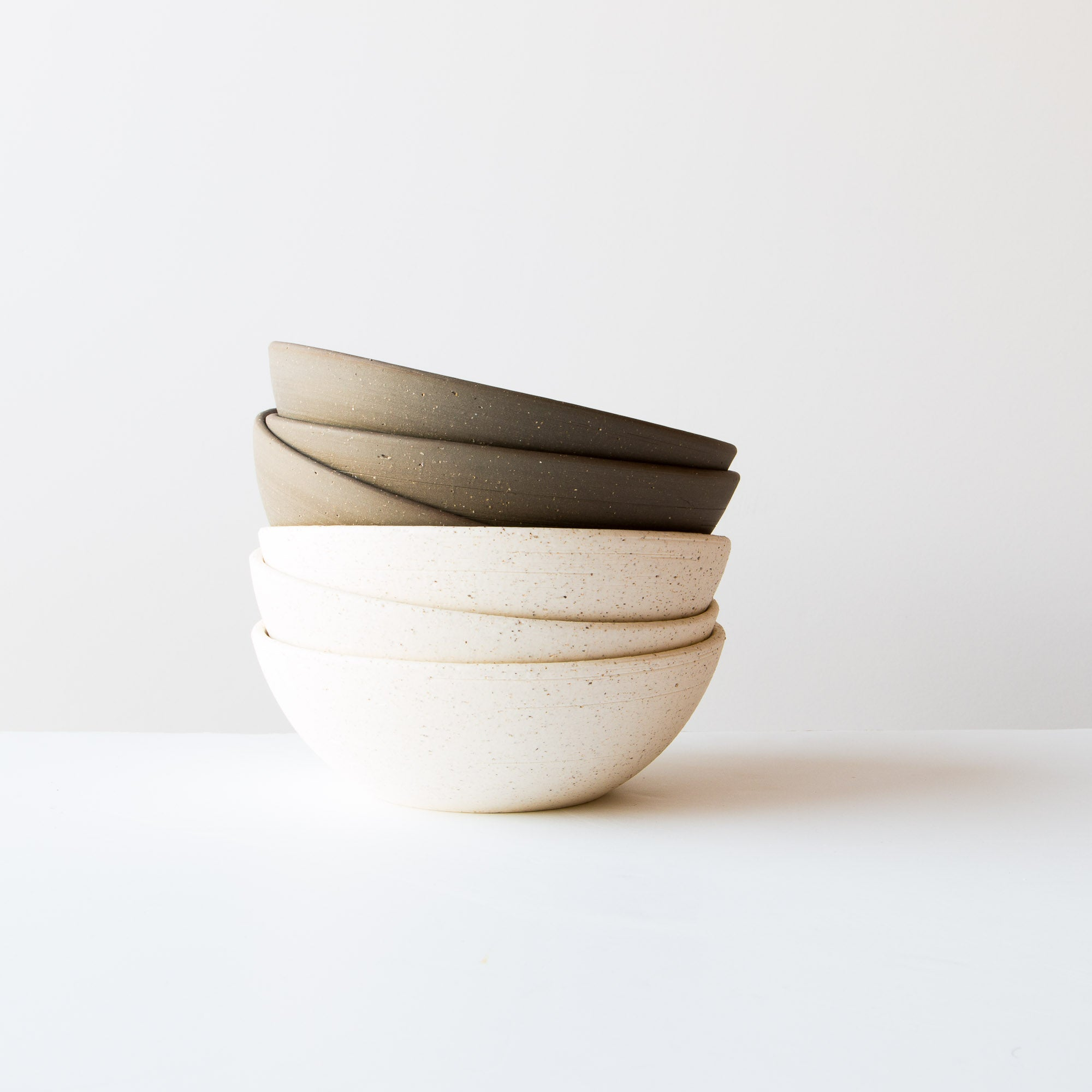 Atelier Trema - Contemporary Ceramic Pasta Bowls - Handmade in Québec