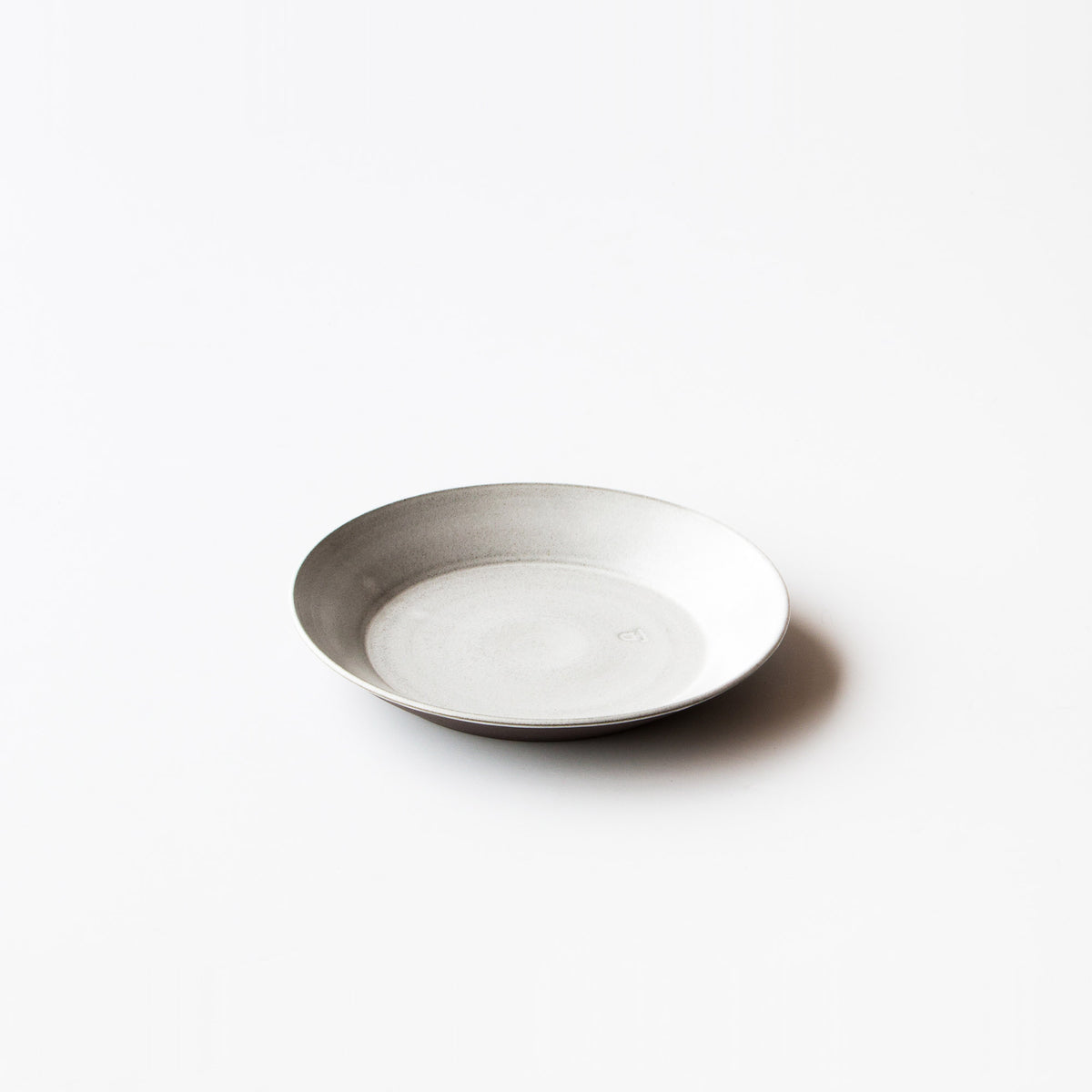 Top View - Handmade Ceramic Pie Plate / Pan Dish - Sold by Chic & Basta
