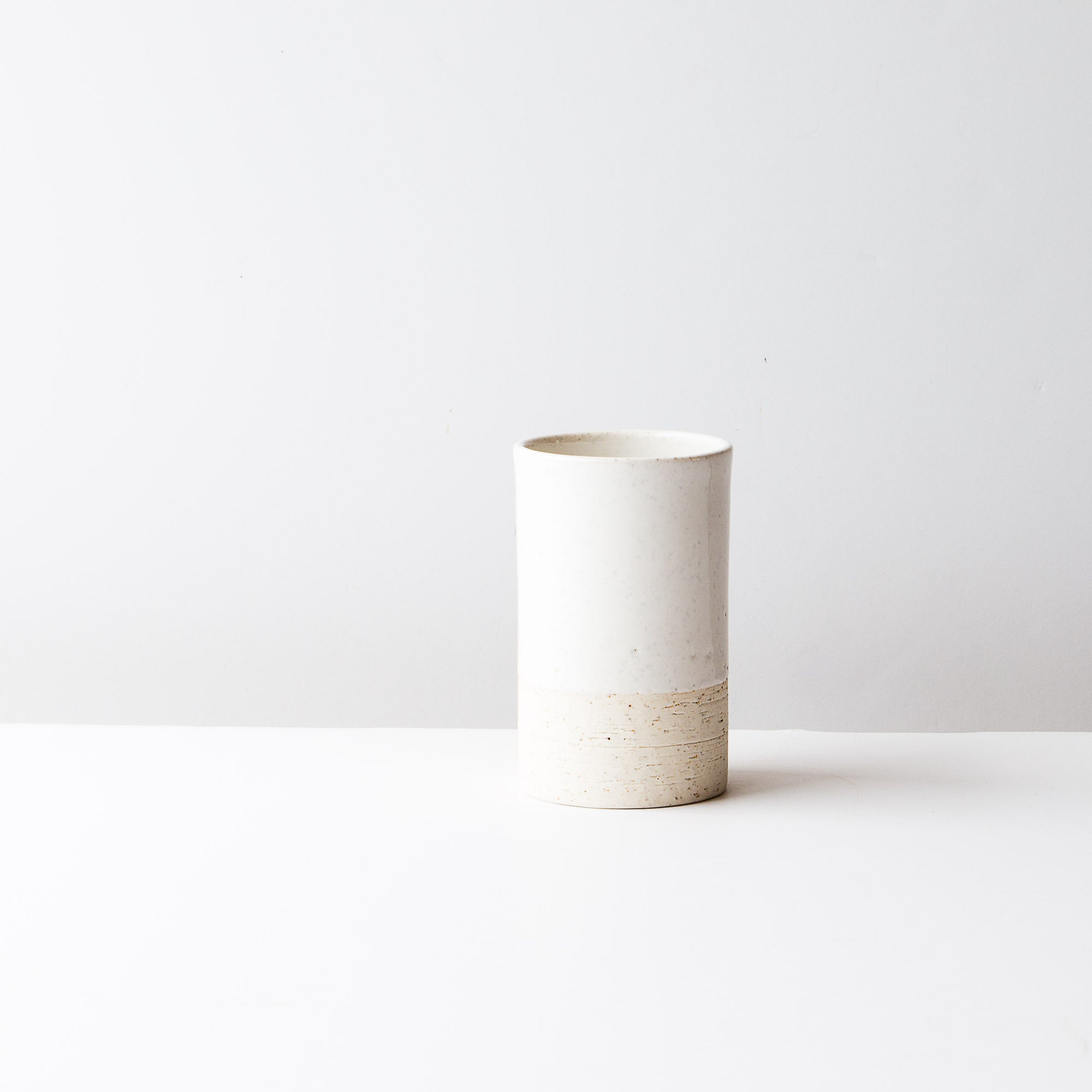 Handmade Contemporary Ceramic Tumblers - Made in Canada