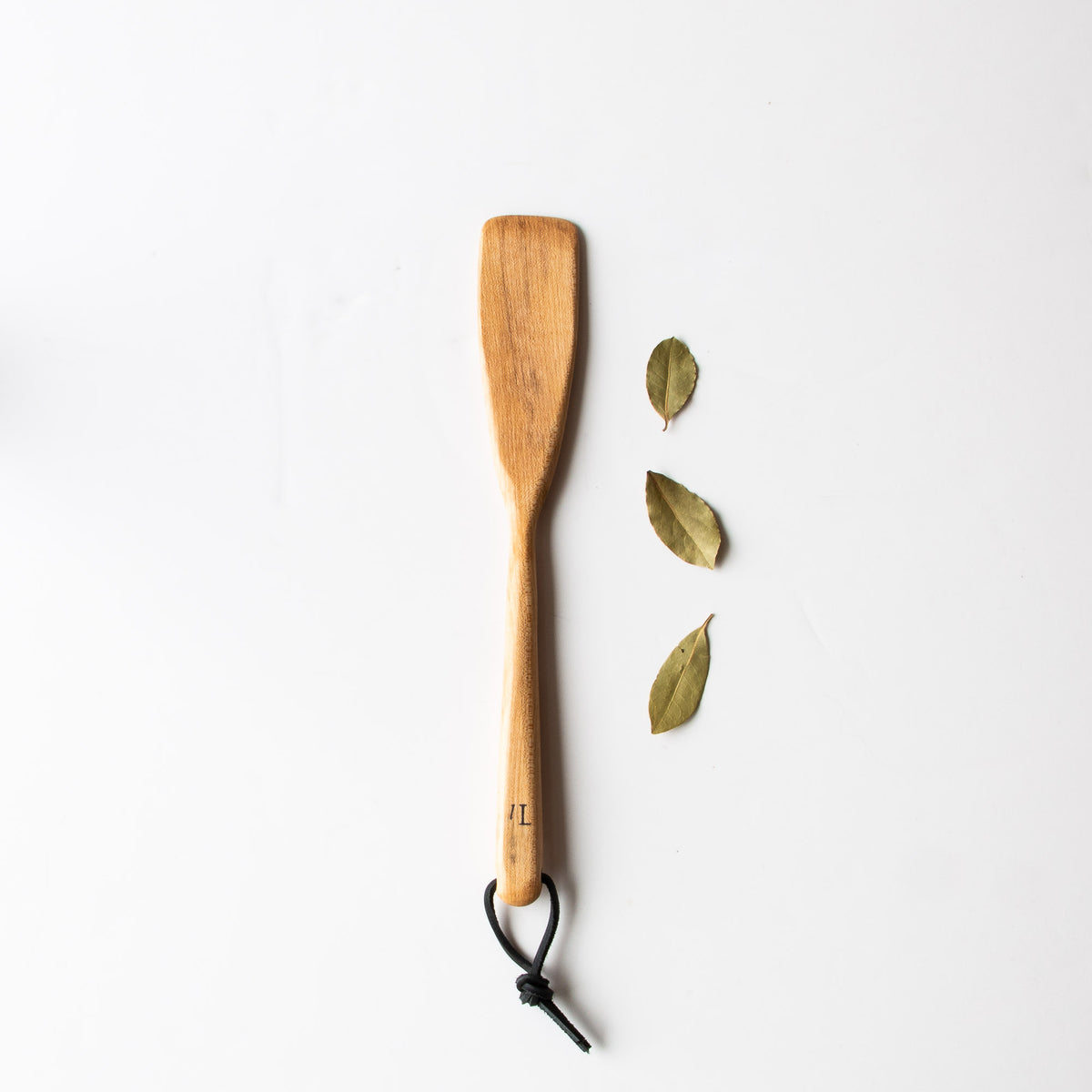 One Handcrafted Everyday Spoons in Reclaimed Maple Wood - Sold by Chic & Basta
