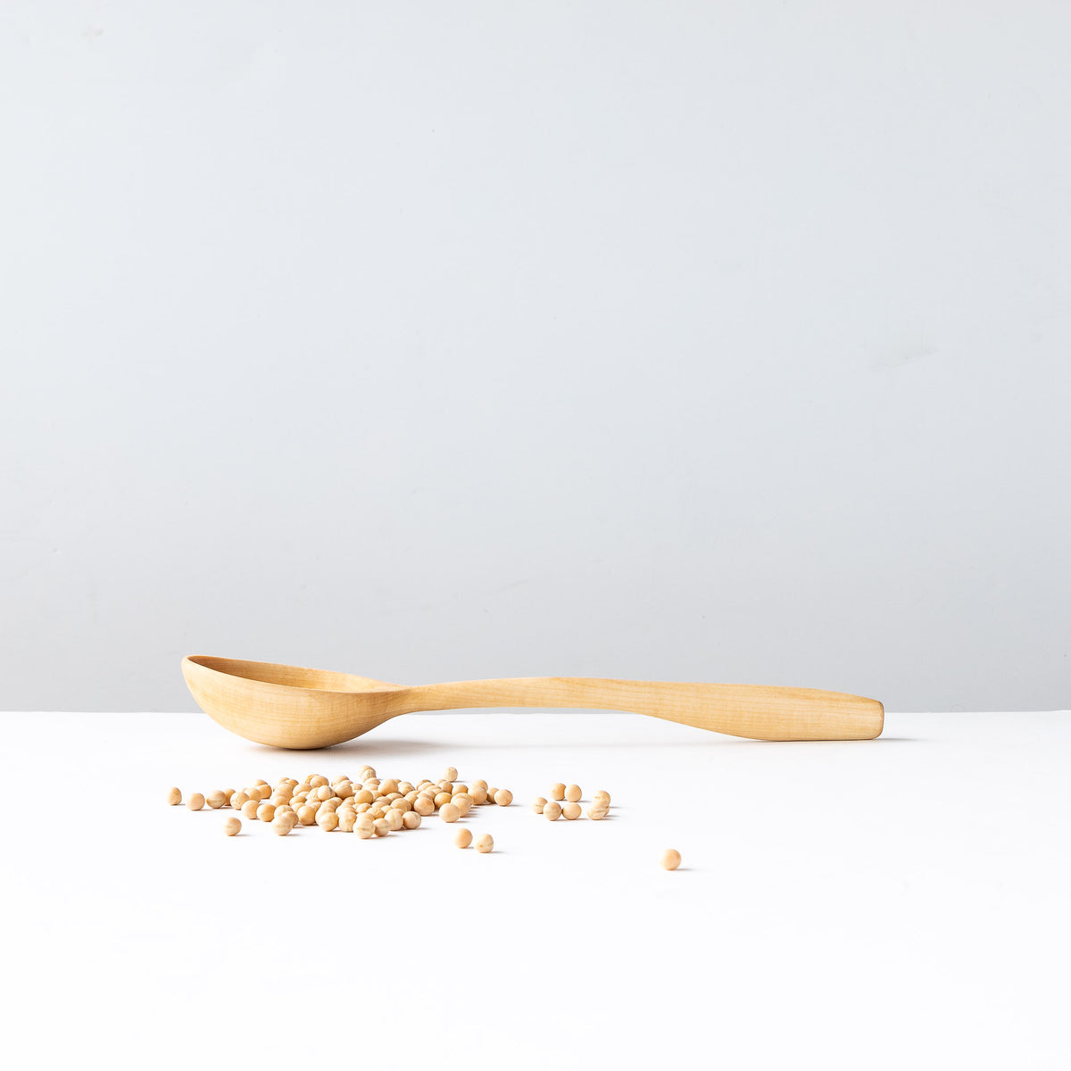 Hand-carved Basswood Ladle - Sold by Chic & Basta