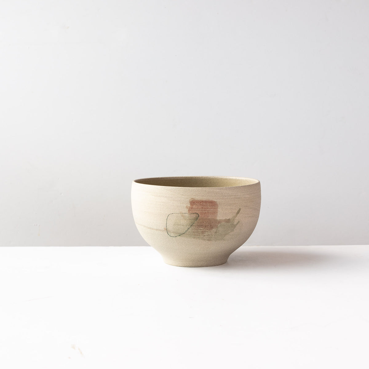 Large Handmade Stoneware Bowl - Sold by Chic & Basta