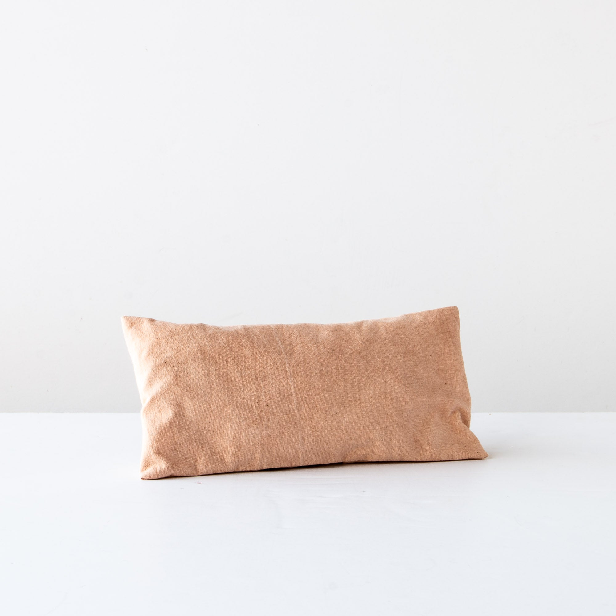 Old Pink - Organic Cotton Lavender Aromatherapy Eye Cushion - Sold by Chic & Basta