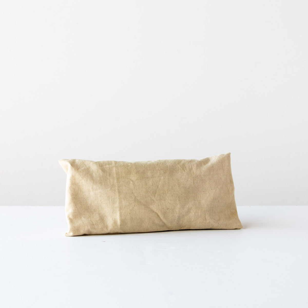 Sage Green - Organic Cotton Lavender Aromatherapy Eye Pillow - Sold by Chic & Basta