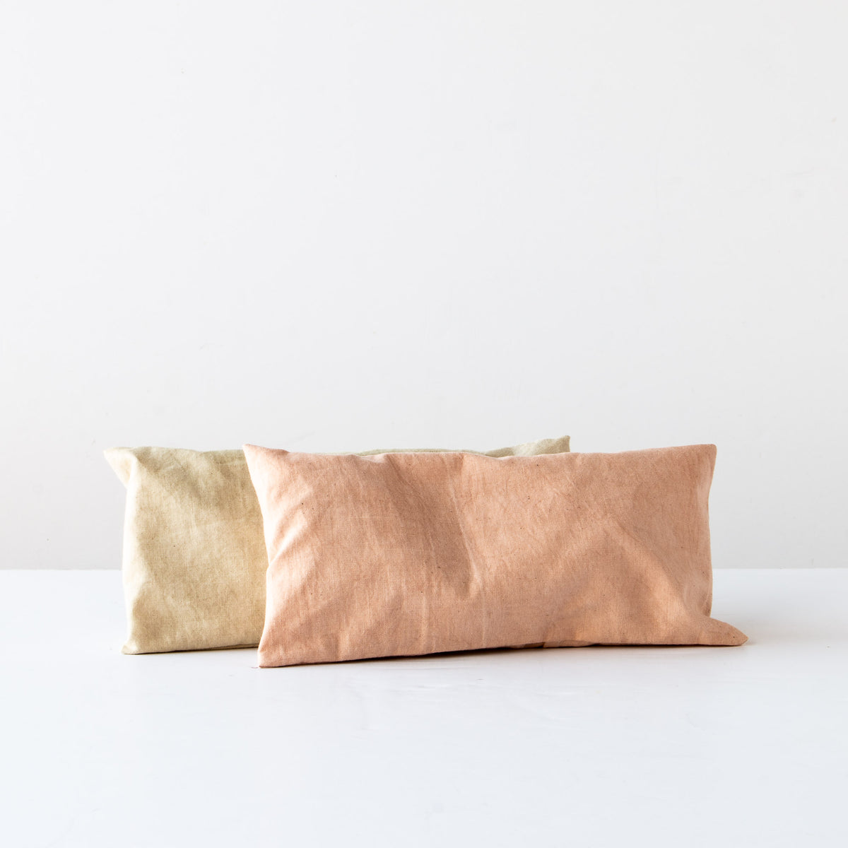 Organic Cotton Lavender Aromatherapy Eye Pillows - Sold by Chic & Basta