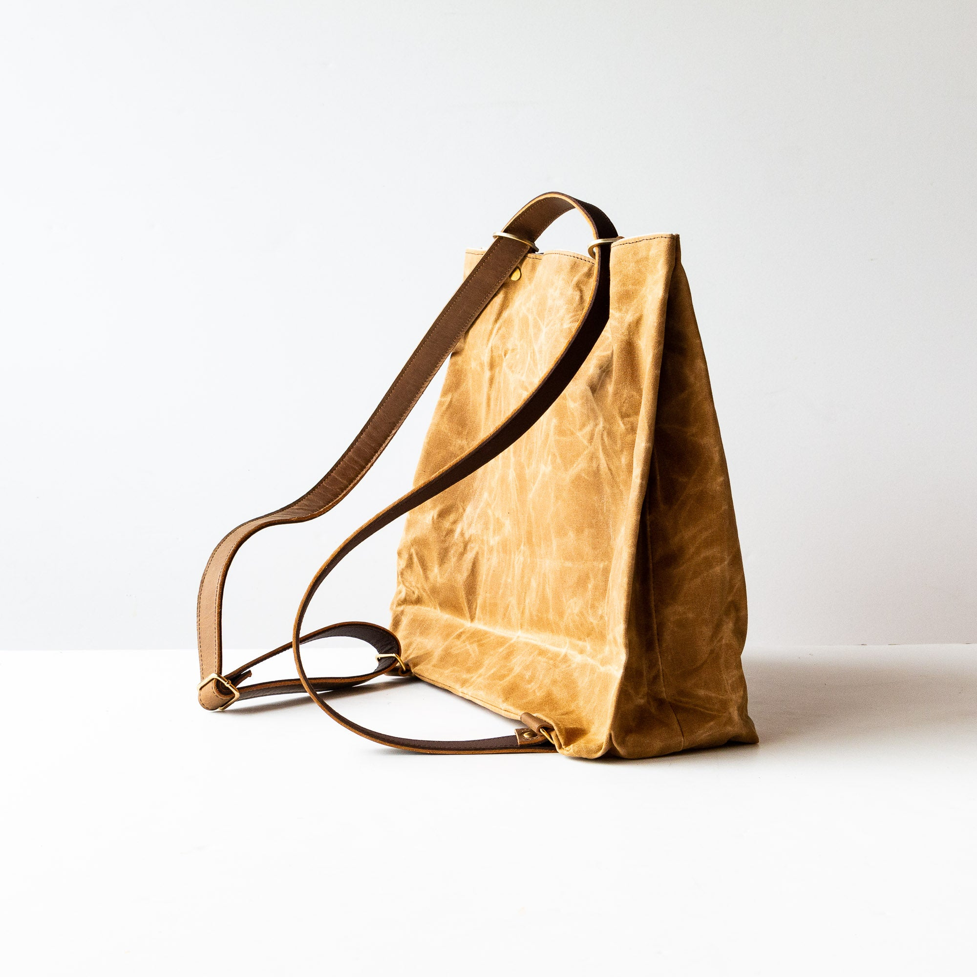 Masson - Large Tote Bag / Backpack - Sold by Chic & Basta