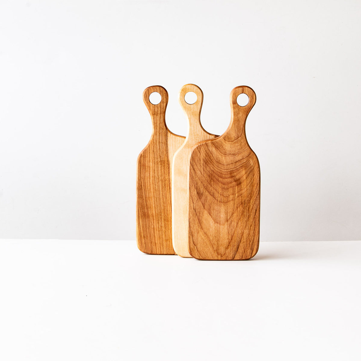 Muskoka N°1 - Three Handmade Cutting Boards in Birch - Sold by Chic & Basta