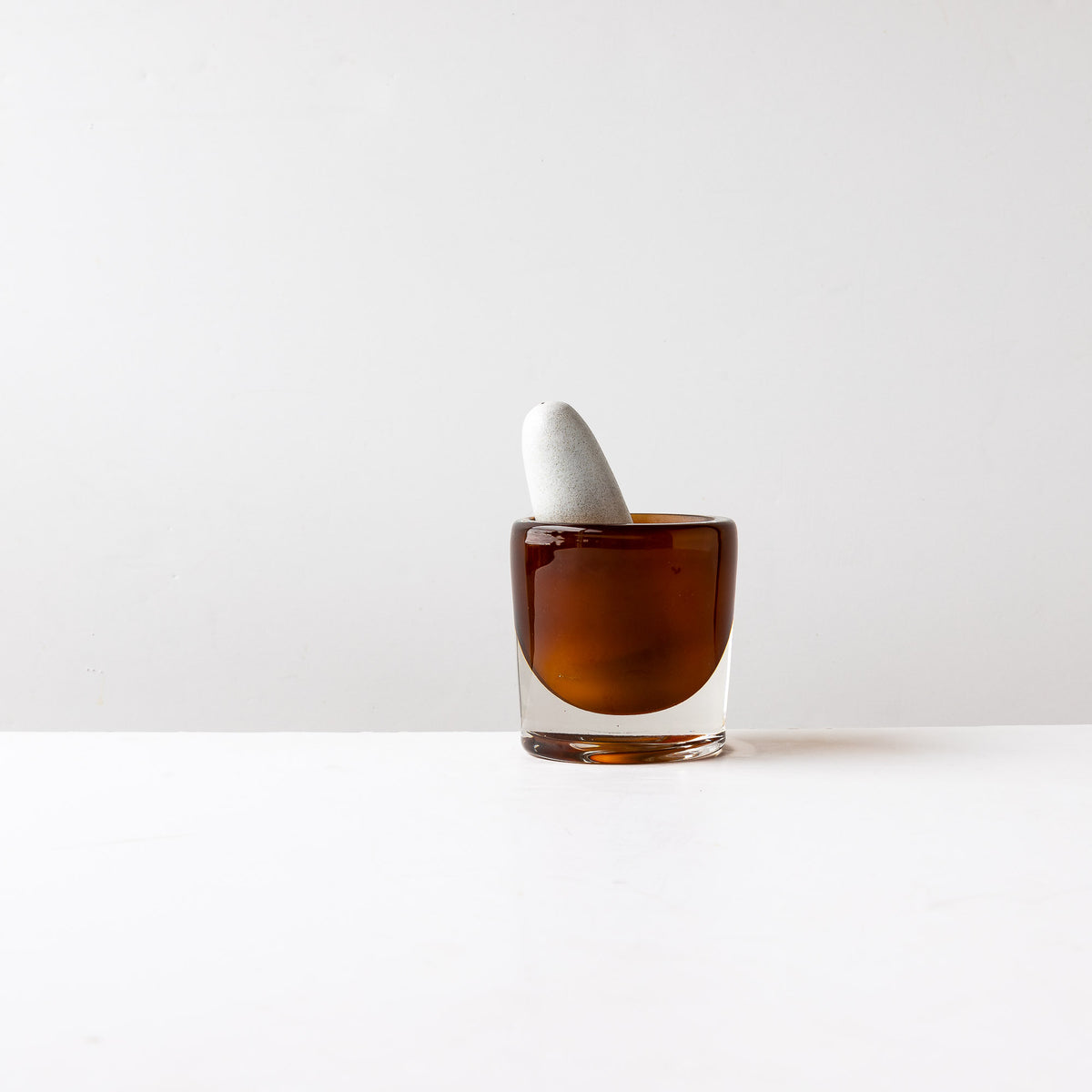 Amber Pestle & Mortar - Sold by Chic & Basta
