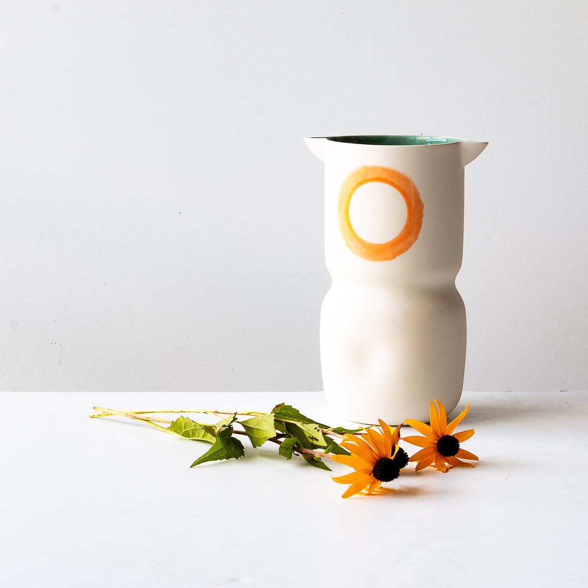 Handmade Porcelain Vase / Wine Cooler - Sold by Chic & Basta